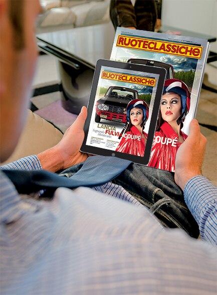 Ruoteclassiche su tablet e smartphone