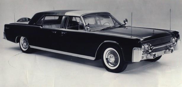50 anni fa moriva JFK, su questa macchina