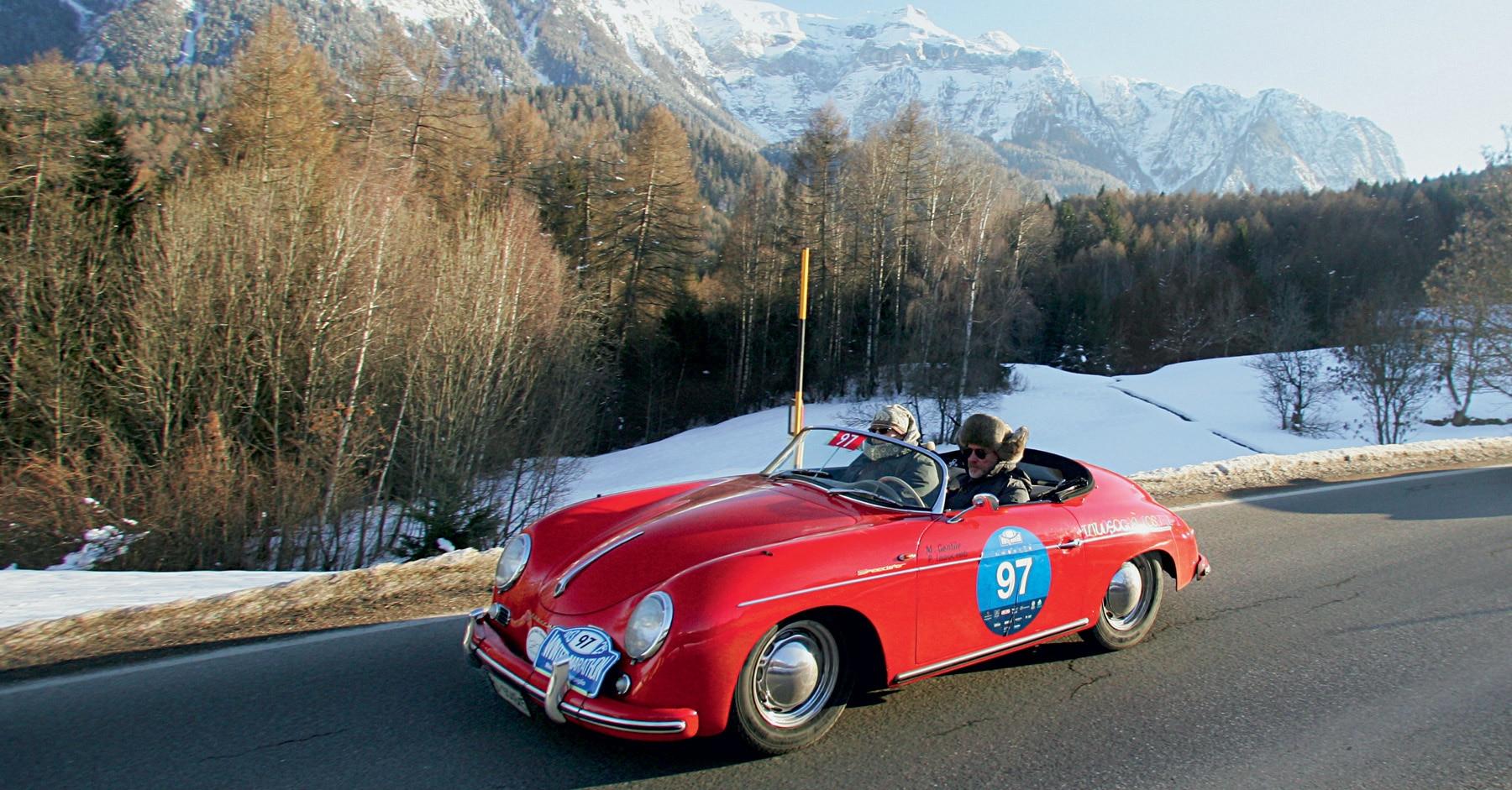 """Porsche """"356 A Speedster""""(1956)"""