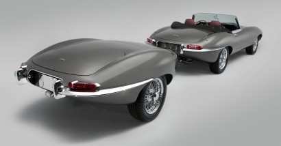 CMC Kaizen Jaguar E-Type Ph John Colley