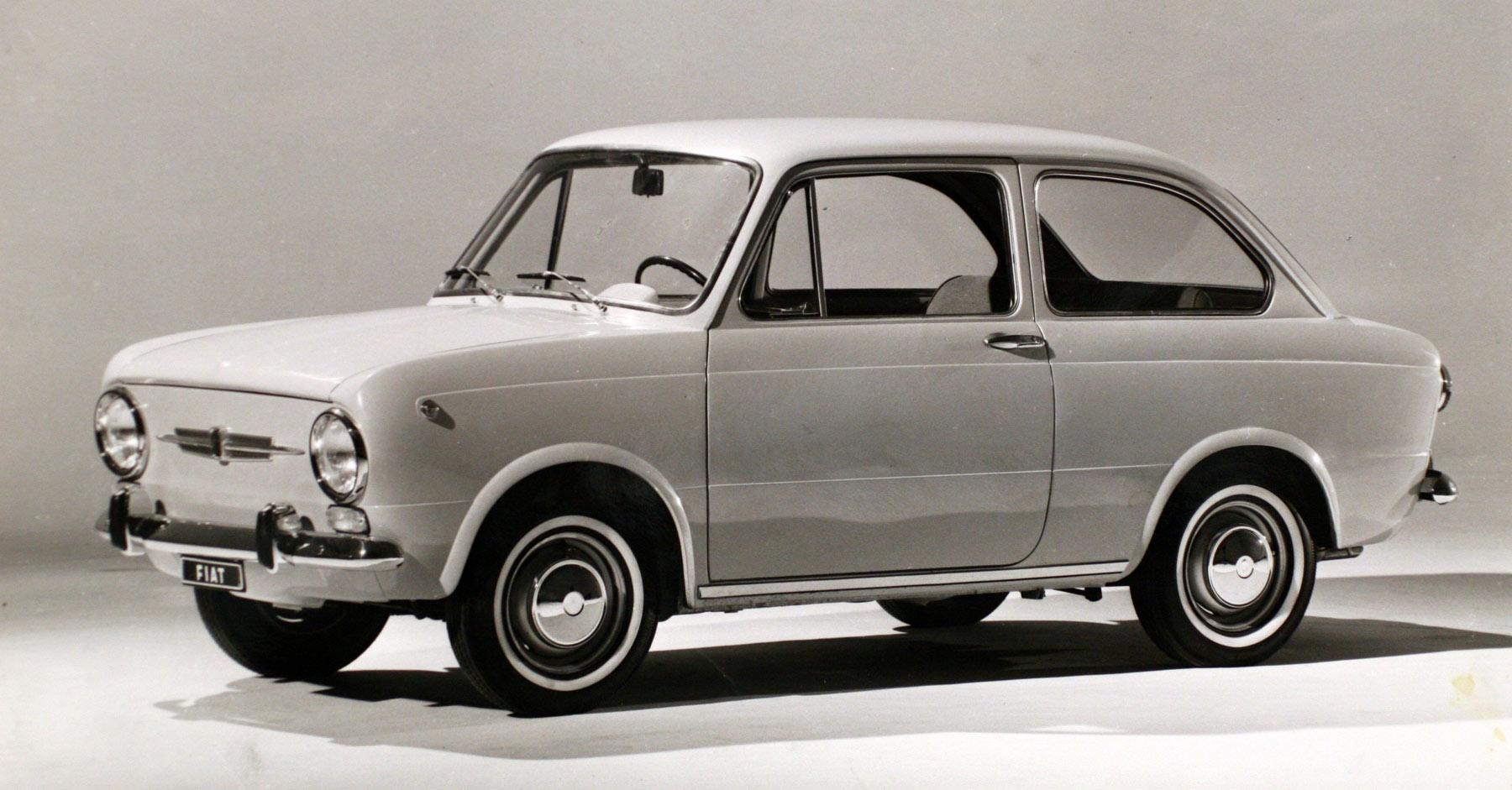 Img on Fiat 850 Berlina
