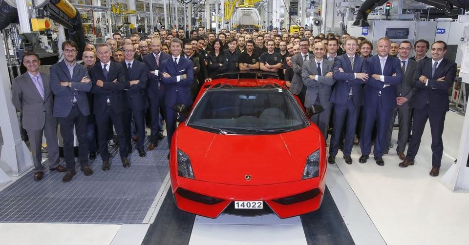 Lamborghini-Gallardo