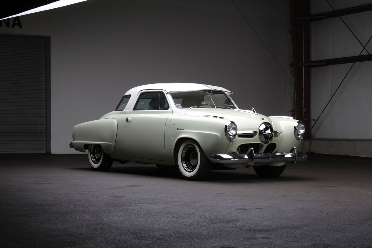 1951 Studebaker Champion Restomod Starlight Coupe
