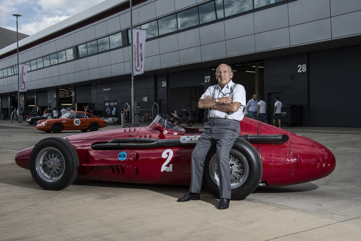 05 Stirling Moss and 250F 1OK