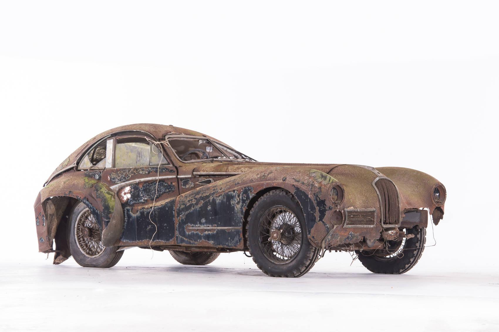 a46 Talbot Lago T26 Grand Sport coupe Saoutchik