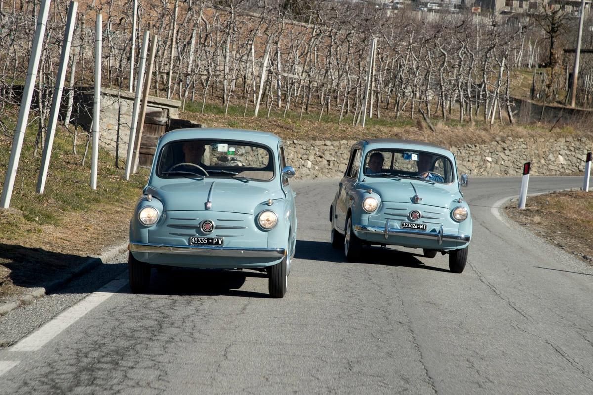 Sessant'anni di Fiat 600, il nostro video esclusivo