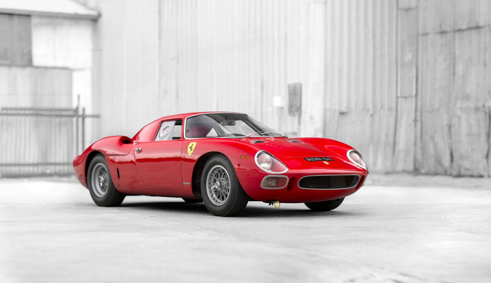 RM - 1964 Ferrari 250 LM by Scaglietti