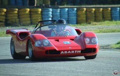 13 - Abarth 2000 SP