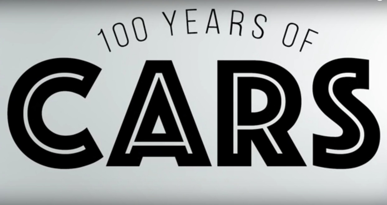 100yearsofcars