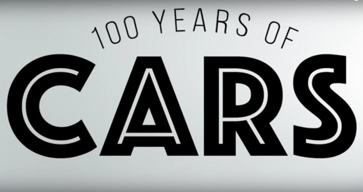 100yearsofcars