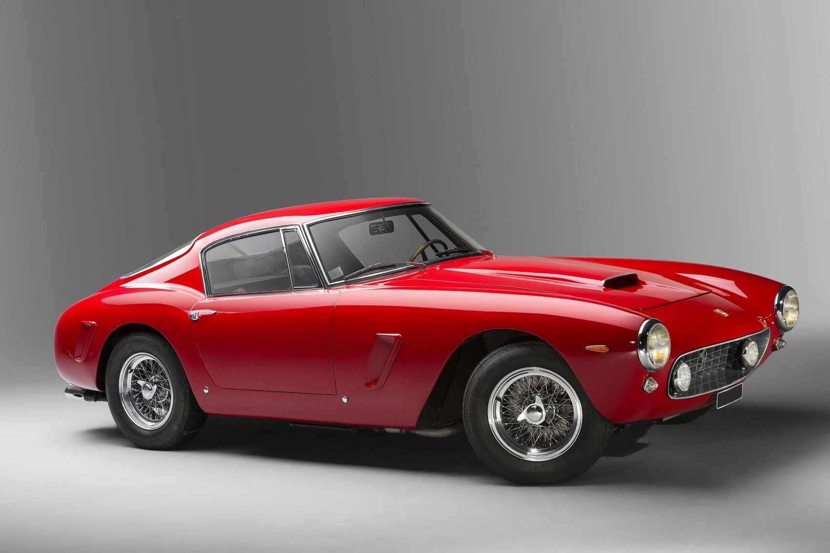 ferrari-250-swb-2917gt-le-mans-classic-artcurial-2016-ruoteclassiche Terrific Ferrari Mondial Cabrio In Vendita Cars Trend