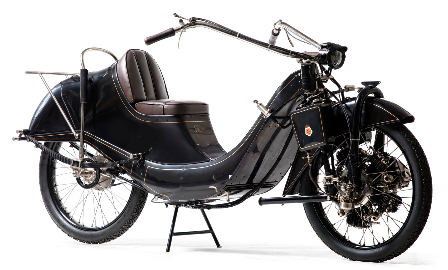 Lot 610 c.1921 Megola 640cc Touring Model