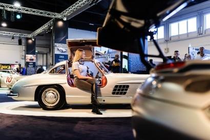 Auto e Moto d'Epoca - Fiera di Padova 2016 Photo © Alessandro Barteletti