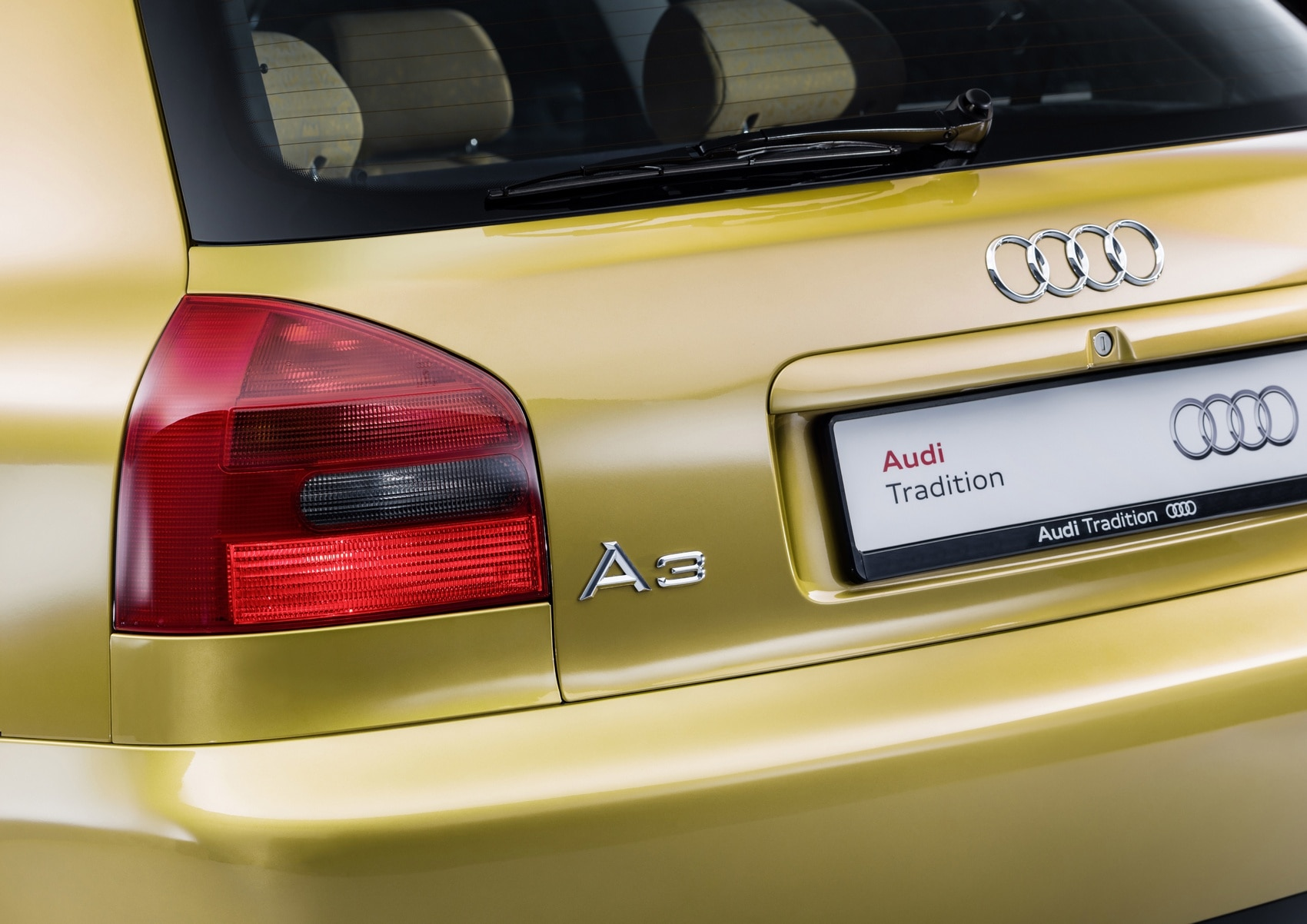 Audi A3, Generation 1, Year of manufacture 1996