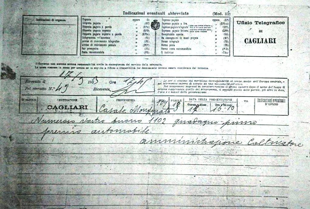 Il-telegramma-che-annuncia-la-vincita-il-17.02.1903
