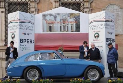 best of show 1_ferrari 166 berlinetta MM Touring 1950