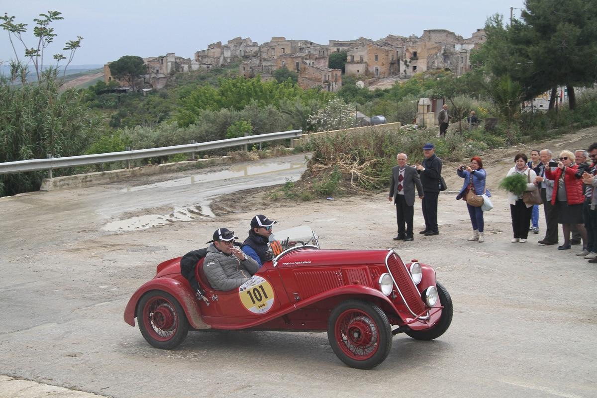 Targa Florio: morti pilota e commissario gara, annullato Rally