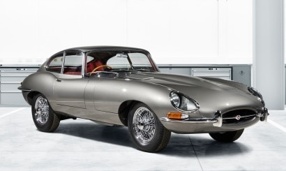 Jaguar Classic E-Type Reborn (0)