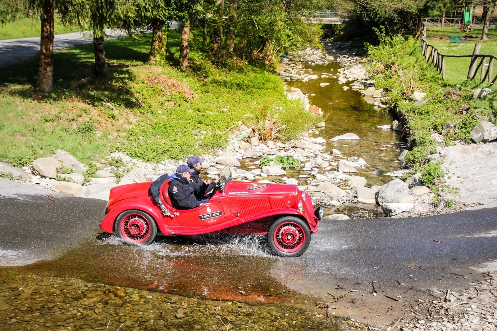 Primi assoluti_Vesco-Guerini Fiat 508 S Balilla Sport del 1934OK