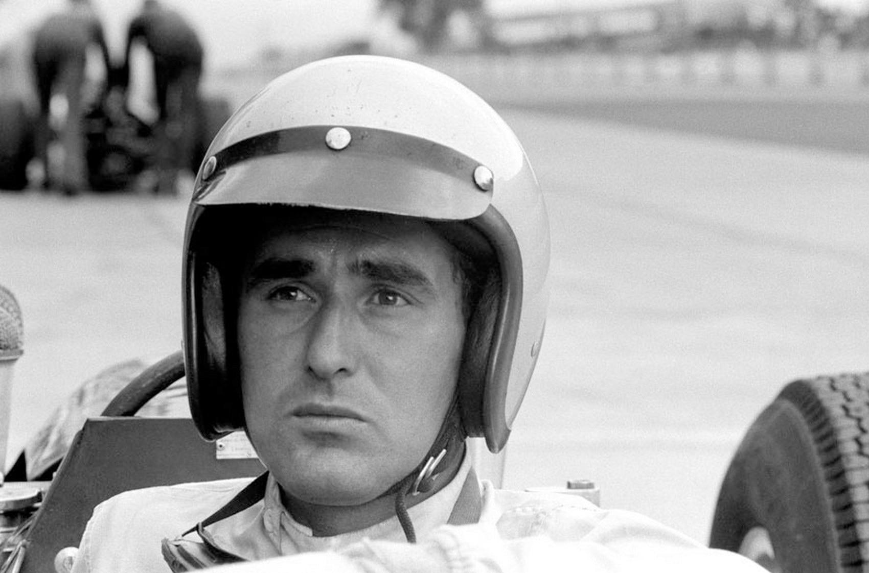 Lorenzo Bandini (ITA) Ferrari 158 finished sixth. German Grand Prix, Nurburgring, 1 August 1965.