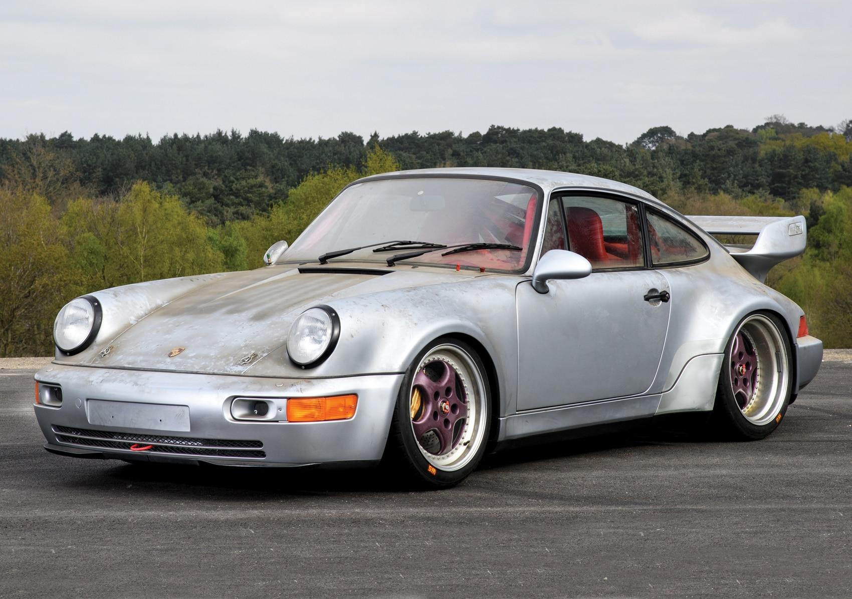 La Porsche realizza il milionesimo esemplare di 911
