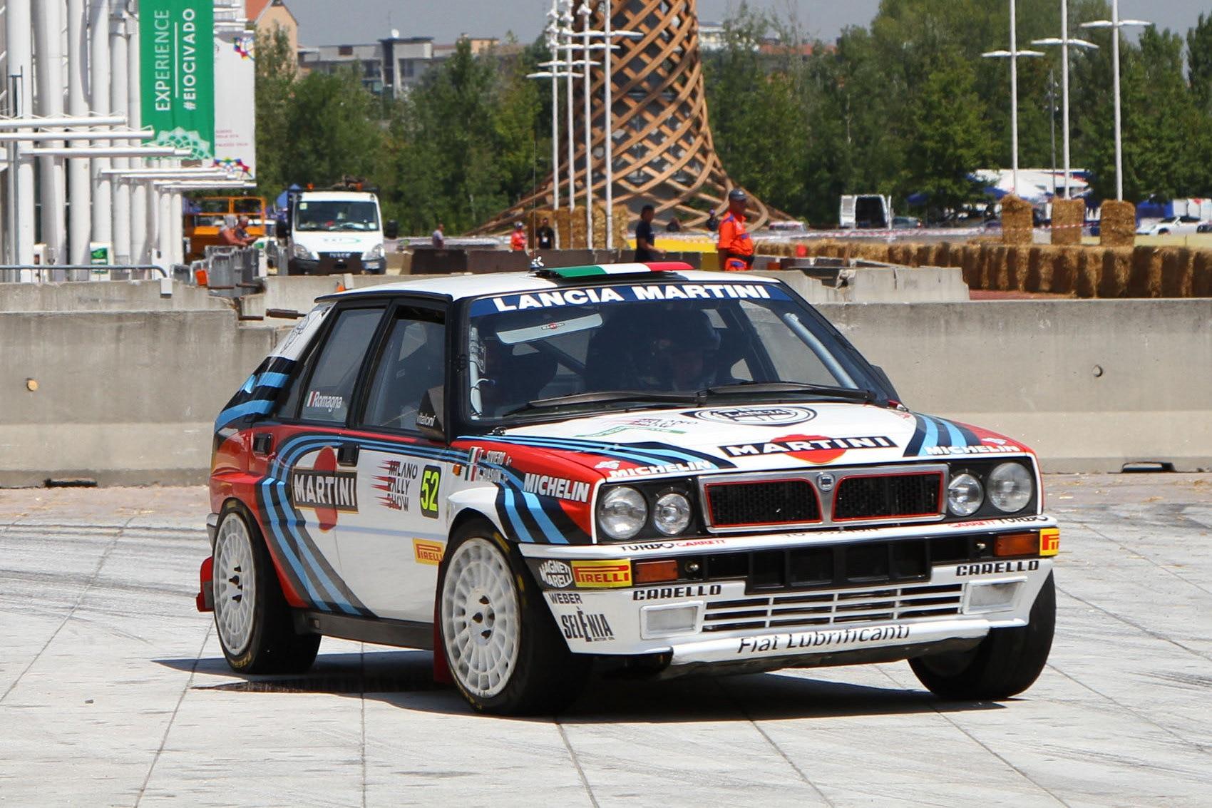 milano-rally-show-2017_romagna_Lancia-delta-integrale