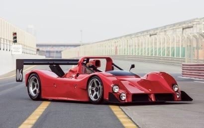 1994 Ferrari 333 SP RM