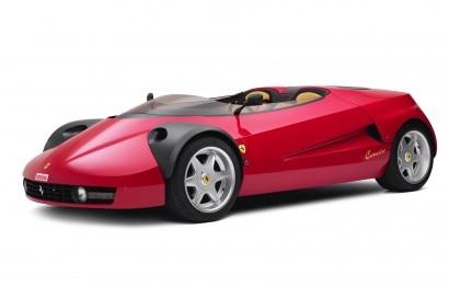 Ferrari 328 Conciso concept car 1989 BC