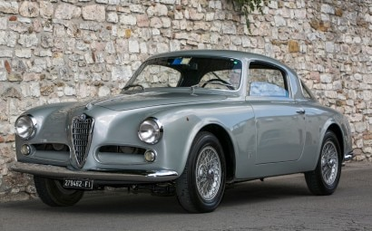 1953 Alfa Romeo 1900C Sprint Coup
