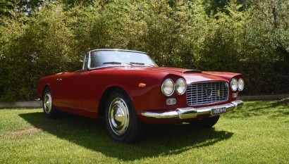 1961 Lancia Flamina Touring Convertible