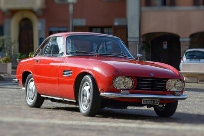 1965 OSCA 1600 GT Berlinetta