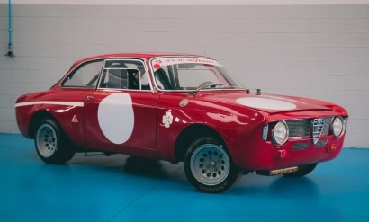 1969 Alfa Romeo 1300 GTA Junior Coup