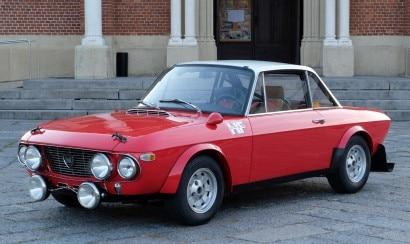1970 Lancia Fulvia Rallye 1600 HF Fanalone Coup