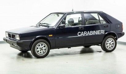 1982 Lancia 1982 Lancia Delta 1600 GT BlindataArmoured