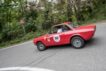 Vincitore assoluto Parma Poggio di Berceto Lancia HF Crugnola-Vida 2