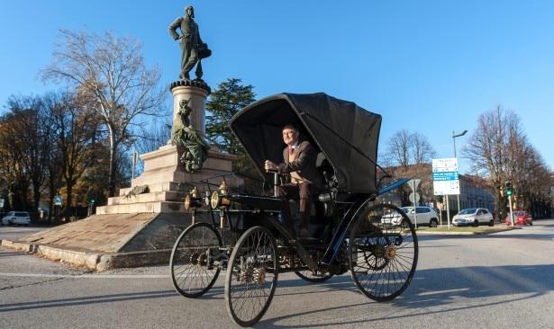 A Schio la rivincita della Peugeot Tipo 3 del 1893