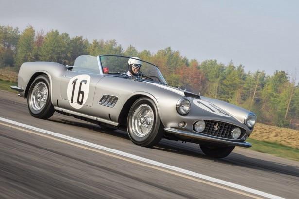 "RM Sotheby's: venduta a 18 milioni di dollari la più ""racing"" delle Ferrari California"