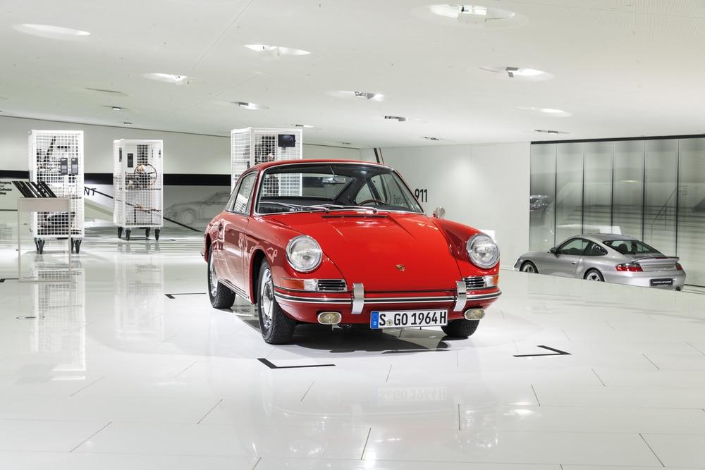 Porsche 911 Porsche Museum