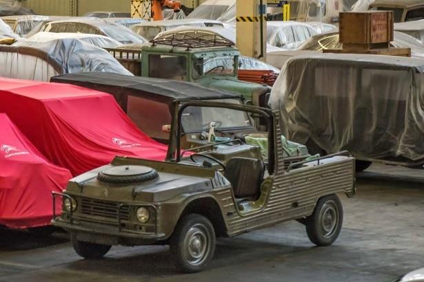 Citroën: all'asta auto e memorabilia della collezione ufficiale