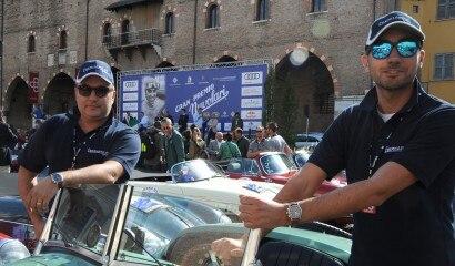 Andrea Vesco e Andrea Guerini