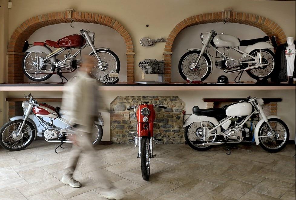 Finarte asta moto Bergamo