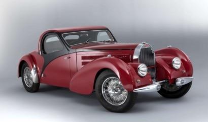 1 1938 Bugatti Type 57C coupe Atalante