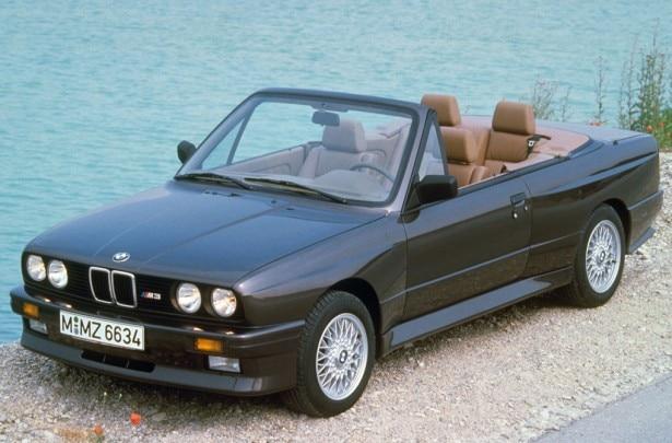 BMW, trent'anni fa la prima M3 Cabriolet