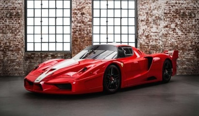 2 2006 Ferrari FXX