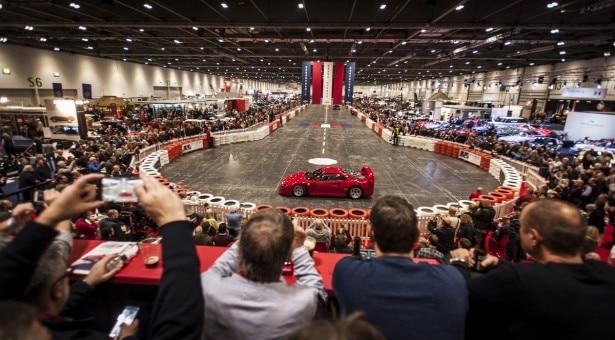 London Classic Car Show, ancora un successo