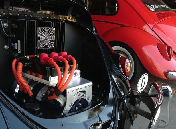 Volkswagen Maggiolino, la scossa di Zelectric