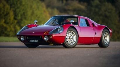 4 1964 Porsche 904 GTS