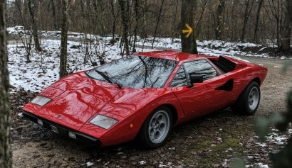 4- Lamborghini Countach LP400 Coupe Periscopio 1974