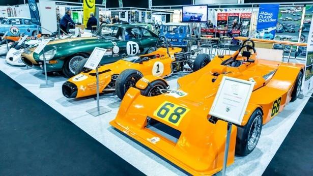 Race Retro, le icone del motorsport a Coventry