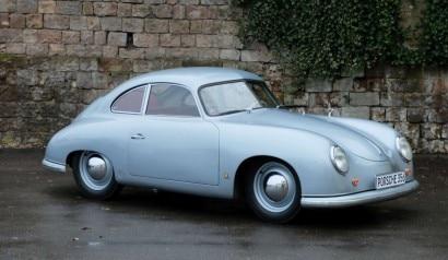 7 1951 Porsche 356 Pre-A 1300